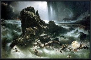 El diluvio universal
